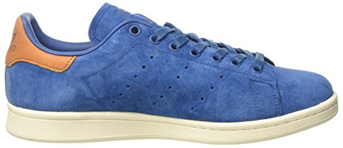 Zapatillas Para Hombre Blue Stan Smith White Blue Adidas off core core Azul gqfwn