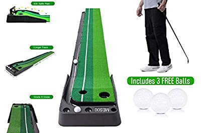 MESIXI Indoor/Outdoor Golf Putting