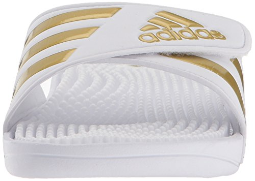 Adidas Heren Sportschoenen Sandaal, Ftwr Wit, Goud Met, Ftwr Wit, 14 M Ons Ftwr Wit, Goud Met, Ftwr Wit