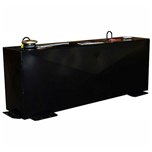 Better Built HD 36 Gallon Black Steel, Lid, Transfer Tank by Better Built