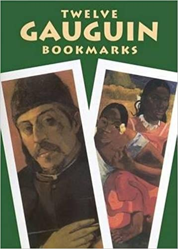 Twelve Gauguin Bookmarks