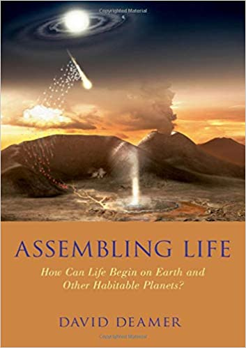 How Can Life Begin on Earth and Other Habitable Planets? Assembling Life