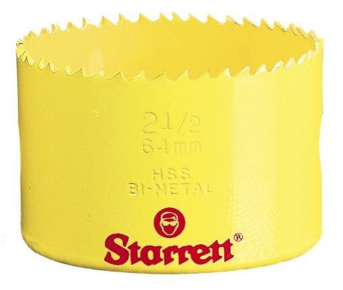 SH0212 High Speed ??Steel Bi-Metall Lochs/ägen 64mm STRHS64 Starrett