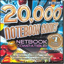 Pc Treasures 20,000 Notebook Games