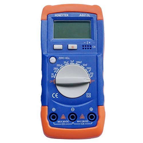 Top Capacitance & Resistance Meters
