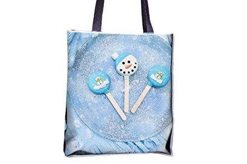 Bolsas de chocolate caliente, nieve, invierno, chocolate estampado, populares, bolsas de bolsos populares para mujer, bolsa de bolso de mano profesional, grandes bolsas de bolsos profesionales, mejore