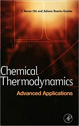 Buy Chemical Thermodynamics: Advanced Applications Book Online at