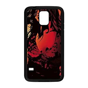 Happy Drink brand Coca Cola sexy woman fashion cell phone case for samsung galaxy s5