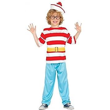 Disfraz de marinero infantil (3-4 años): Amazon.es: Juguetes y juegos