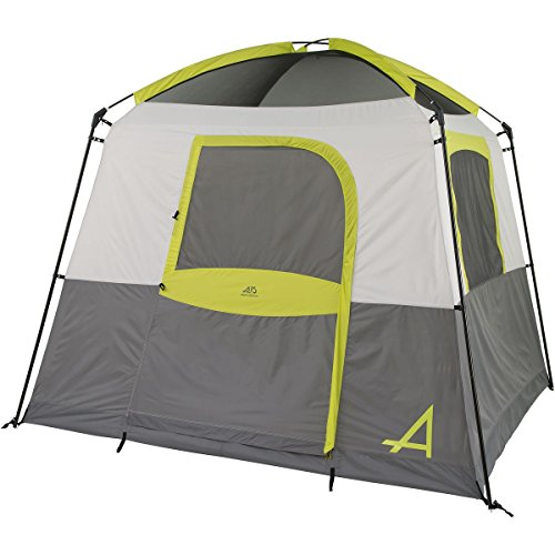 ALPS Mountaineering Somerset 4 Tent 4- Person Tent 3-Season Clay/Citrus, One Size