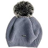 Alessandro Albanese Wool Pom Pom Hat