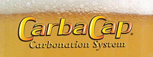 CARBONATER CAP C02 VALVE COUPLING CARBONATE SODA BEER TONIC CHAMPAGNE CARBONATION CARBONATOR by CARBONATER (Image #4)