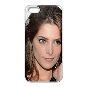 Celebrities Ashley Greene Portrait iPhone 4 4s Cell Phone Case White phone component AU_561422