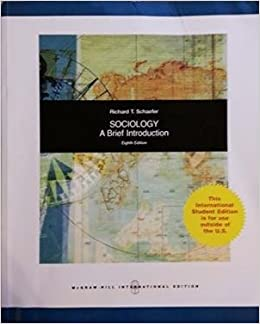 Amazon sociology a brief introduction 8th edition amazon sociology a brief introduction 8th edition 9780071280846 richard t schaefer books fandeluxe Images