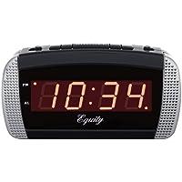 Equity by La Crosse Super Loud LED Alarm Clock