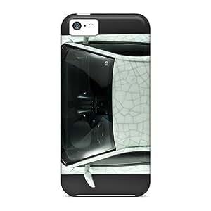 LJF phone case Perfect Ferrari 599 Gtb Fiorano China 05 Cases Covers Skin For iphone 4/4s Phone Cases