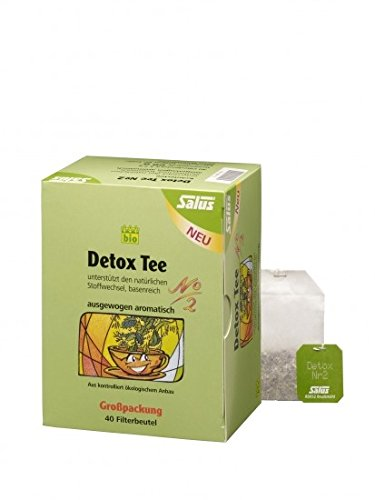 Salus Detox Tee Nr.2, 1 Pack 40er Filterbeutel