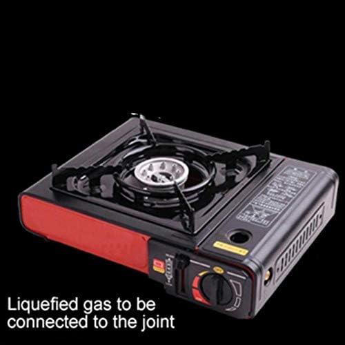 QEDS Horno De Cassette Cassette Exterior Barbacoa Parrilla ...