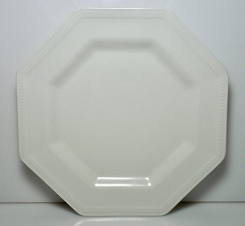 Heritage, White by Johnson Brothers, Ironstone Bread & (Ironstone Bread Plate)