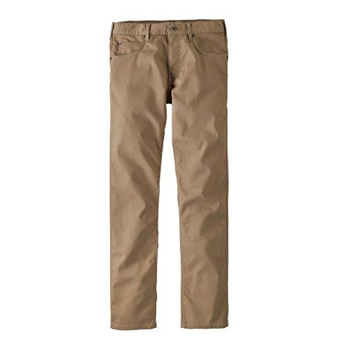 Patagonia M' S Performance Twill Jeans Reg Pantaloni, Uomo Cachi (mojave Khaki)
