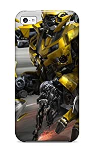 Iphone 5c Case Slim [ultra Fit] Bumblebee Protective Case Cover