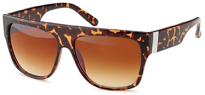 Da Sense42 Con Occhiali Uomo Sole Sole Nerdbrille-occhiali Wayfarer Stile Retro Donna
