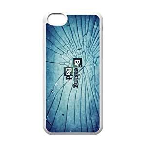 iPhone 5C Phone Case White Breaking Bad HUX323783
