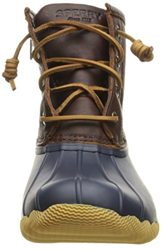 Rain Boot Sperry Saltwater Top Tan Thinsulate Sider Women's Navy OOpCUx6q