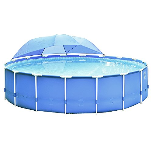 Intex Pool Canopy Shade For Metal Frame And Ultra Frame Above Ground Pools 12 To 18 Feet In