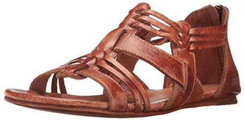 BED:STU Bed STU Women's Cara Huarache Sandal Cognac Dip Dye EnNk4sTrY