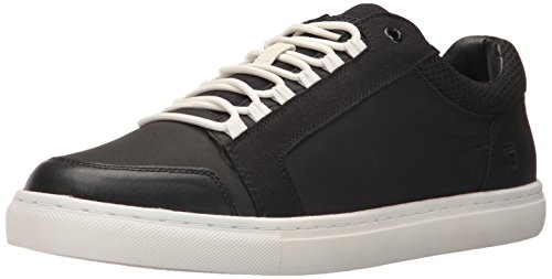 Raw Cargo - G-Star Raw Men's Zlov Cargo Sneaker, Black/White, 42 Regular EU (9 US)