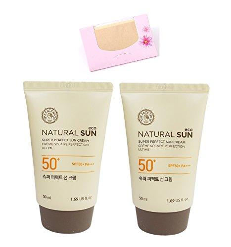 The Face Shop Super Perfect Sun Cream - 3