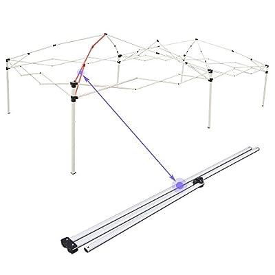 Goutime Replacement Truss Bar of Goutime 10 x 20 feet Pop Up Canopy Tent (B) : Garden & Outdoor