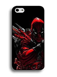 Deadpool Back Cover Case for Iphone 6/4.7 Smart Print