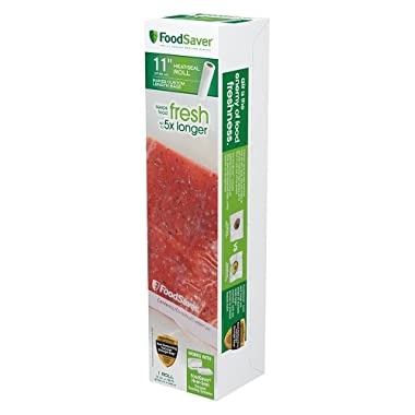 FoodSaver 11  Roll with unique multi layer construction, BPA free