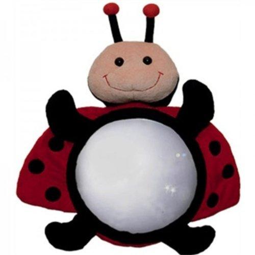 Miyali Luca Ladybug Baby Car Mirror by Miyali