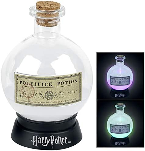 Harry Potter Polyjuice Potion Unisex Tischlampe Standard Kunststoff Fan-Merch, Film
