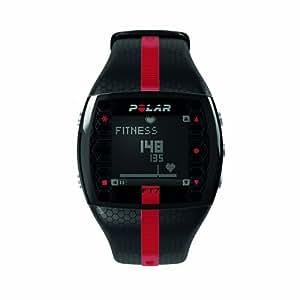 Shape Up, Training Polar Ft7 Men's Heart Rate Monitor (Black/Red) Fitness, Sport, Exercise
