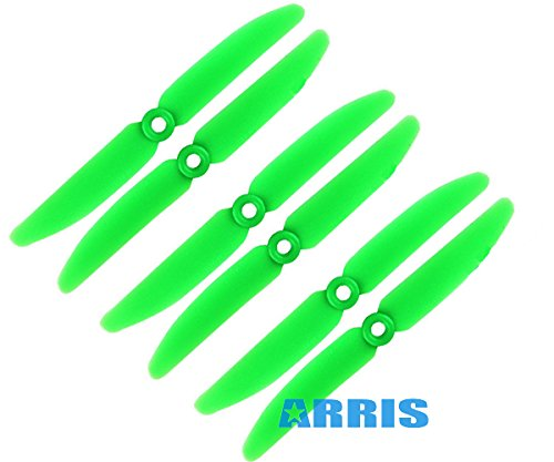 3 Pairs ARRIS 5x3 Inch Plastic 2-Blade 5030 Propeller CW/CCW