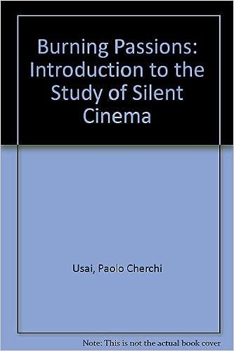SILENT CINEMA AN INTRODUCTION PDF