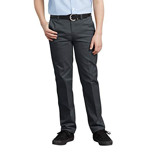 Dickies Boys' Flexwaist Slim Stretch Pant