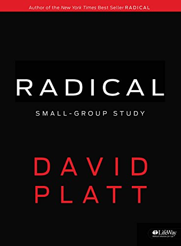 Radical Small Group Study - Member Book ()
