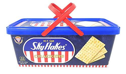 M.Y. San Sky Flakes Crackers, 30 Ounce ()