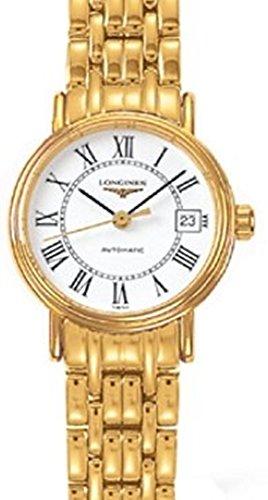 Longines Les Grandes Classiques Presence Automatic Transparent Case Back Women's Watch