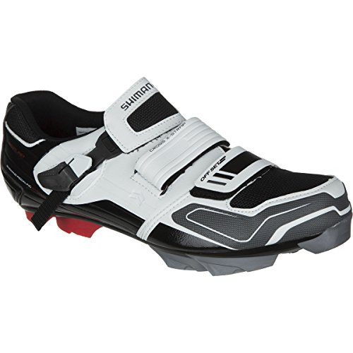 Shimano SH-XC51 Cycling Shoe - Men's White, 42.0