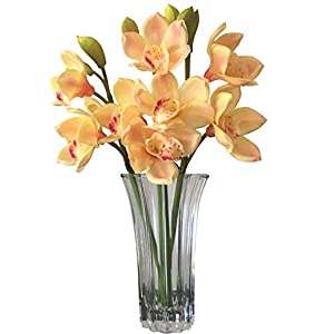Flamingo Imports Artificial Flowers- Orchid Stems 18
