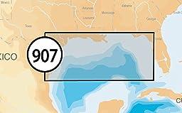 Navionics Platinum+ SD 907 Gulf of Mexico Nautical Chart on SD/Micro-SD Card - MSD/907P+