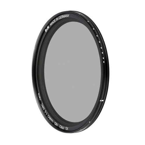 B+W 62mm XS-Pro Digital Vario Neutral Density with Nano Coating for Camera Lens