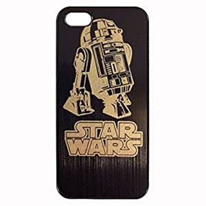 Star Wars R2-D2 iPhone 5 & 5s Case Hard Durable Case Cover Skin for Iphone 5 5S Case