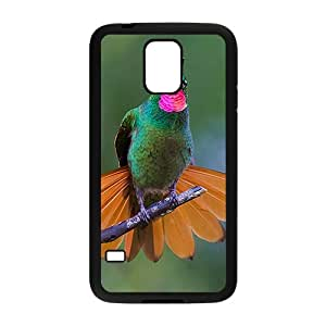Eurasian Hoopoe Hight Quality Plastic Case for Samsung Galaxy S5
